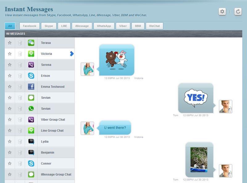 panel penyadap aplikasi chat whatsapp, bbm, facebook, line & skype