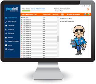 aplikasi penyadap HP dengan PhoneSheriff