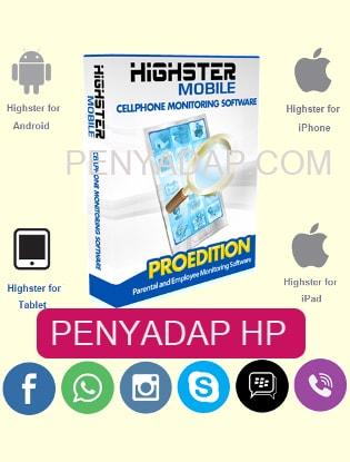Ulasan penyadap HP dengan Highster Mobile